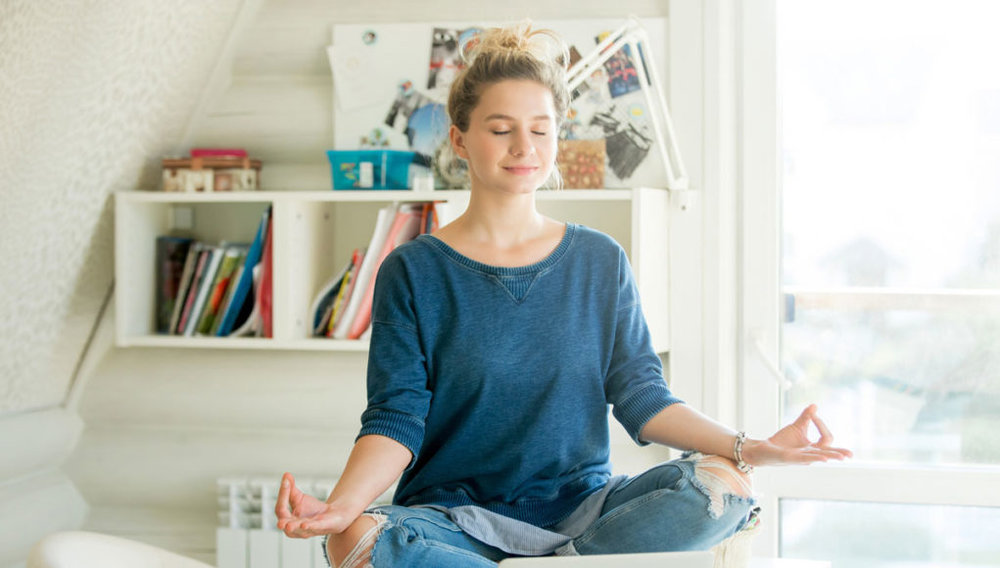 Meditation Improves Creativity -