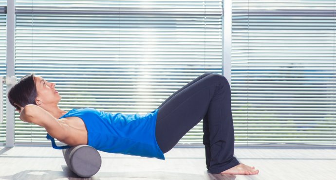 - Yoga for Headaches: 3 Ways to Use the Foam Roller to Release Tension