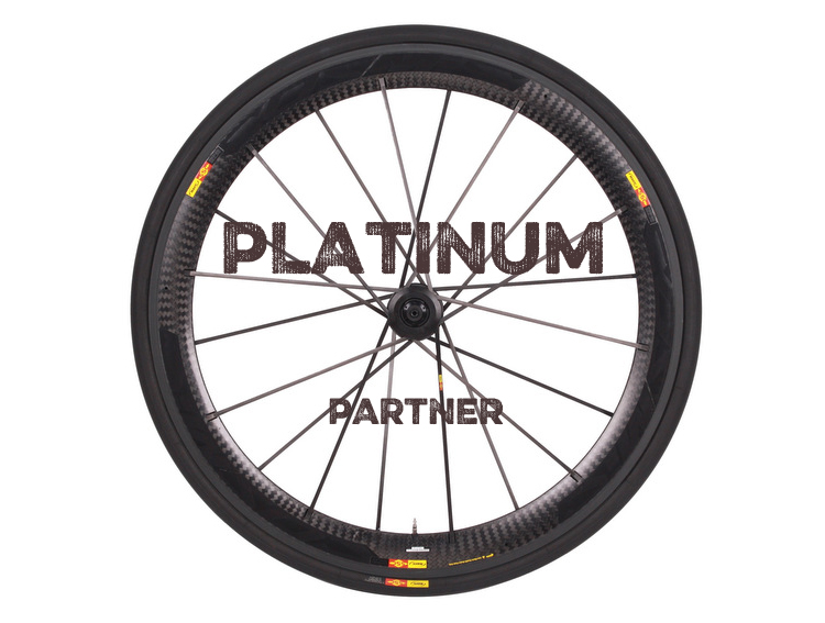 Platinum Partner - $5,000 Only 7 Platinum Partnership are available. Platinum Partnership entitles the partner to naming rights of one of the 7 stages of the event, guarantees highest profile exposure in all event communications, name and logo on Wine Peloton cycling jerseys and Wine Peloton t-shirts, name and logo on Wine Peloton web-site and support through social media platforms.