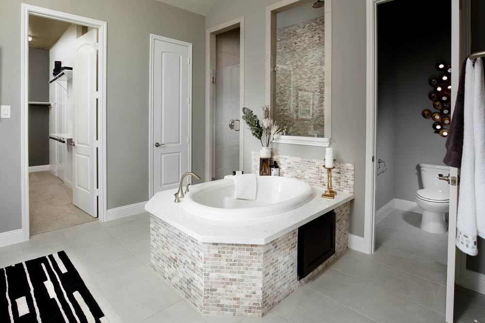 STUDIO 1441: COMMERCIAL PHOTOGRAPHY | MASTER BATHROOM