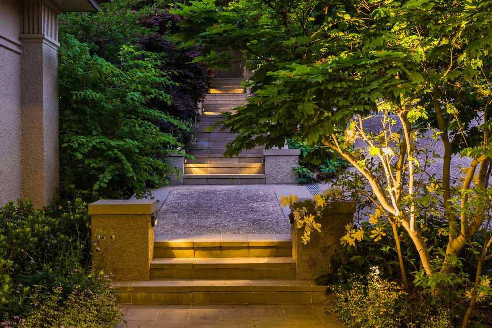 ... Garden Design With Garden Lighting And Irrigation Automation The  Electric Crew Kew With Small Garden Designs