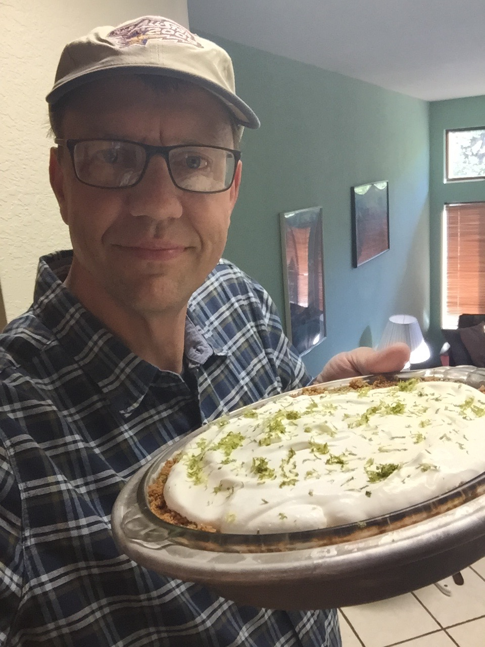 key lime pie for the workers