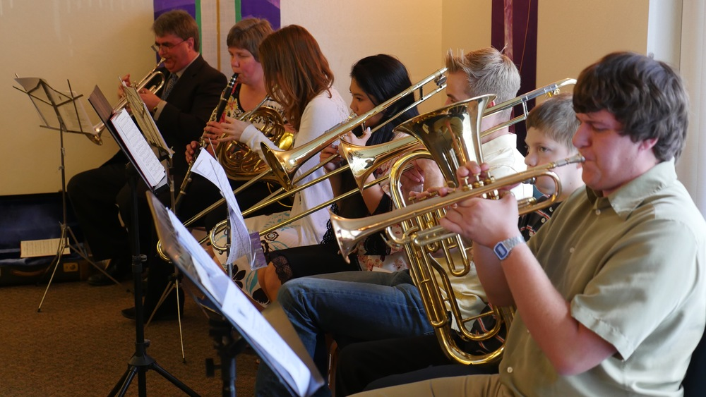 Easter Brass Accompaniment