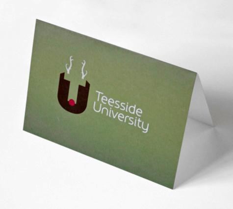 "Teesside University gets ""Rudolfed"" –  Joshua Middleditch"