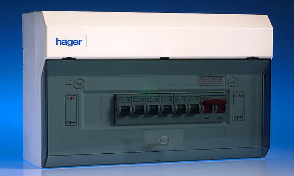 Hager Electrical Fuse Box : Hager fuse box reset wiring diagram images