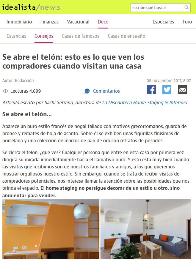 Idealista blog