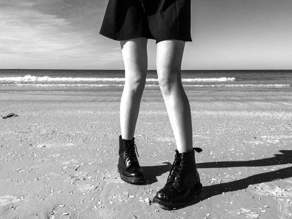Model: Coral Kleiner Photographer: Daniel Arom