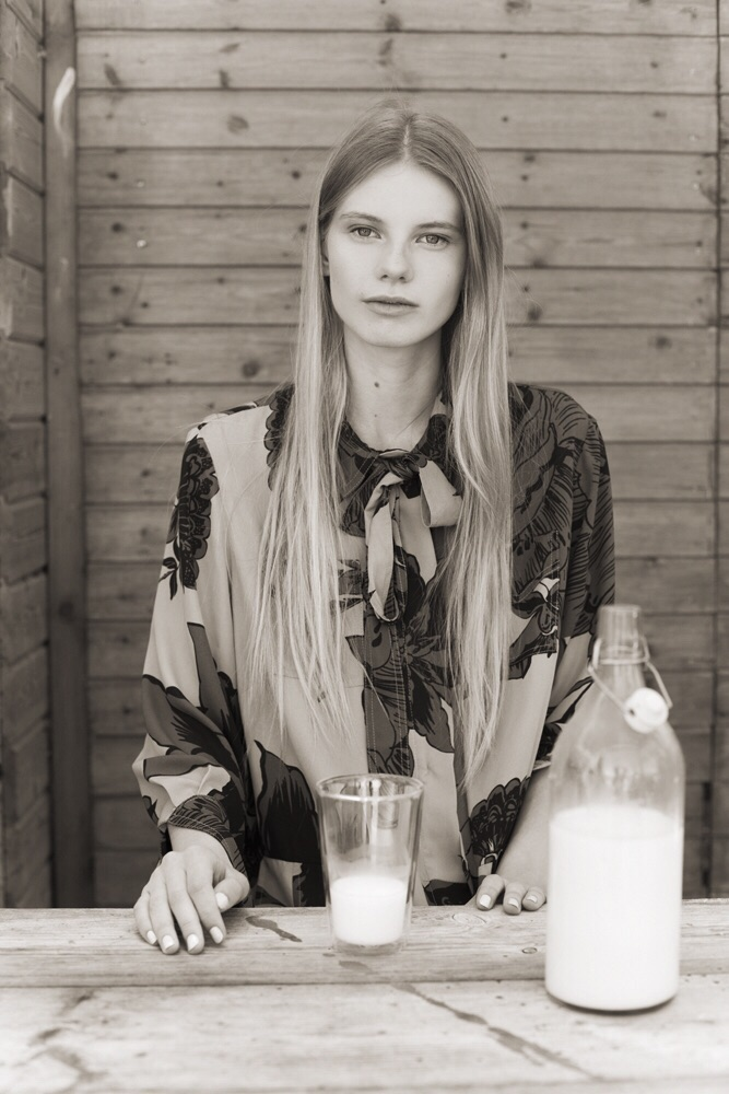 Photography: Ronen Fadida Model: Lika Lisnevsky