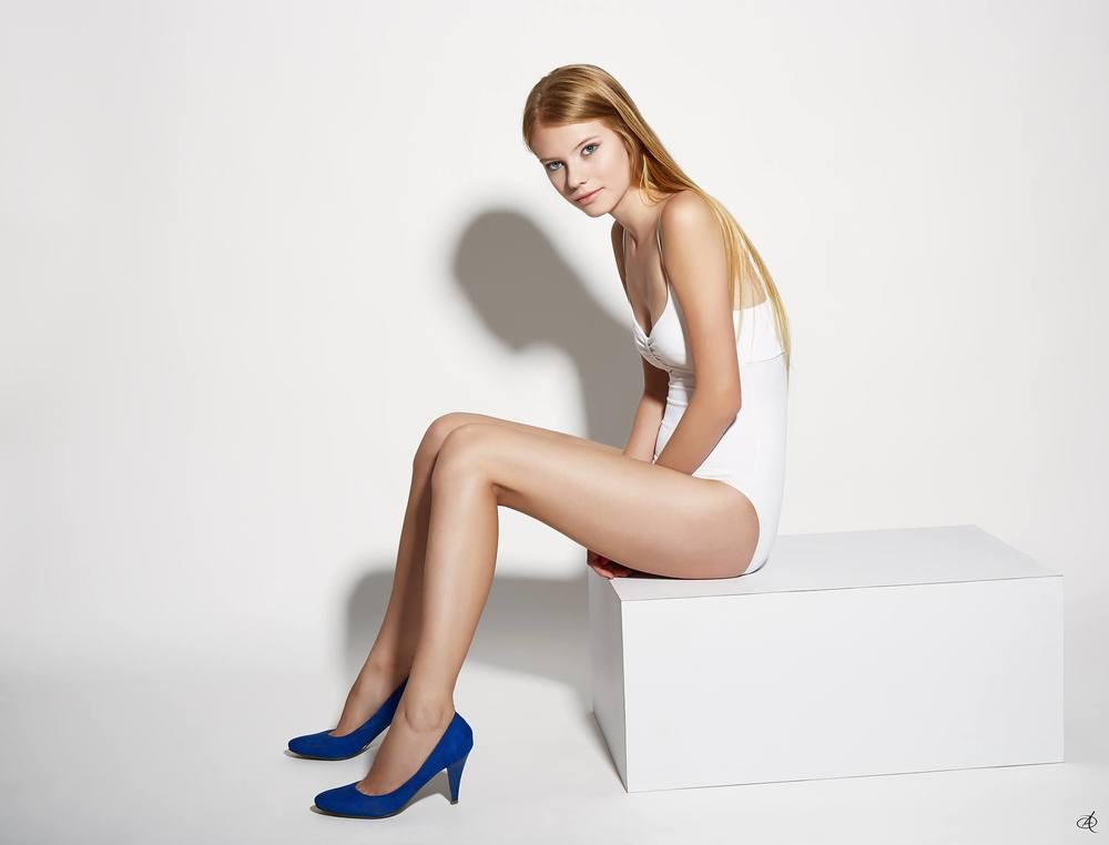 Photography: Offir Assayag Model: Lika Lisnevsky