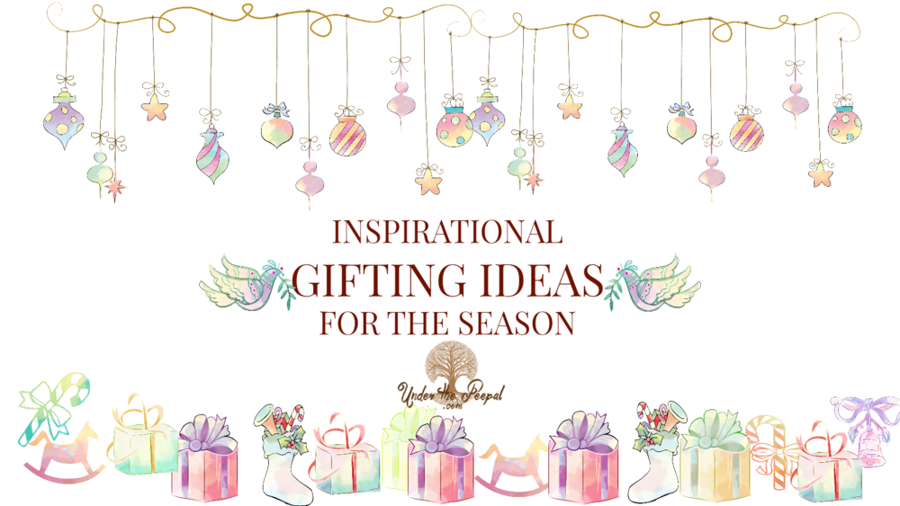 Give gifts with a meaning. Unique, motivating and inspirational gifting idea for holiday season or anytime
