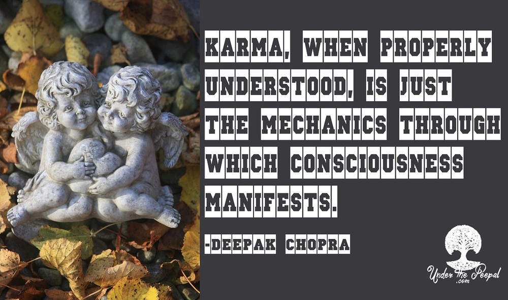 Deepak Chopra-Understanding Karma-Motivation-Inspirational