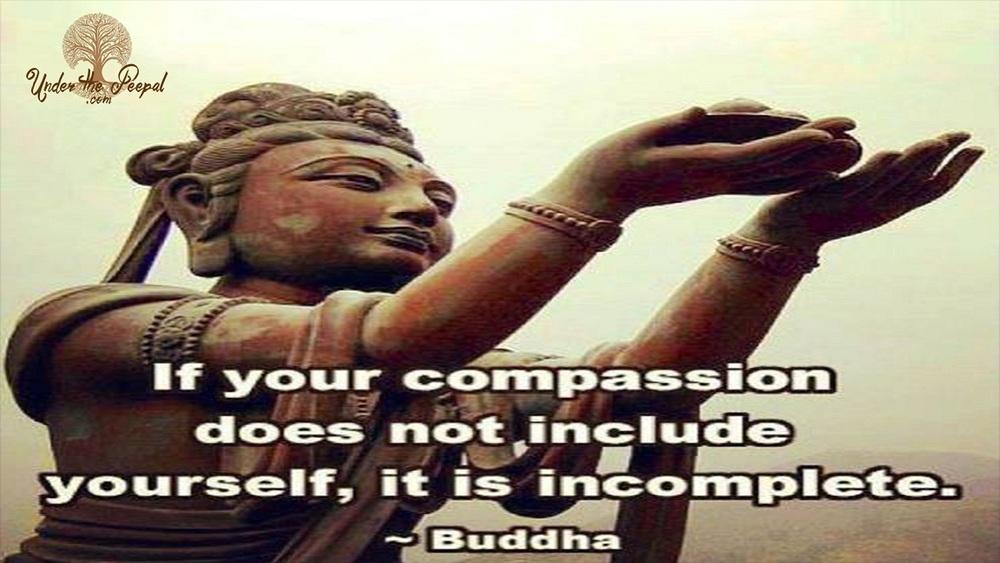Compassion Buddha