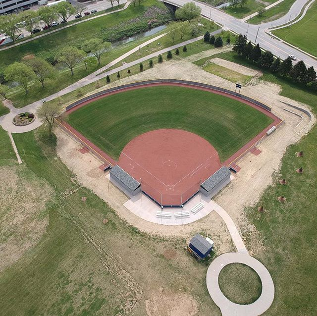 College of Saint Mary – New Softball Field, Drainage System, Concessions  Owners Representatives | Trusted Advisors | Project Management