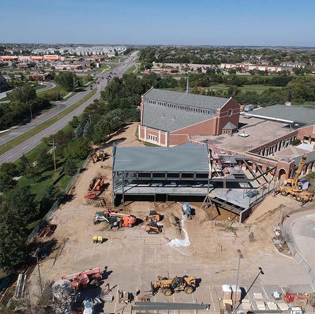 Saint Vincent De Paul - New Parish Construction In Progress  Owners Representatives | Trusted Advisors