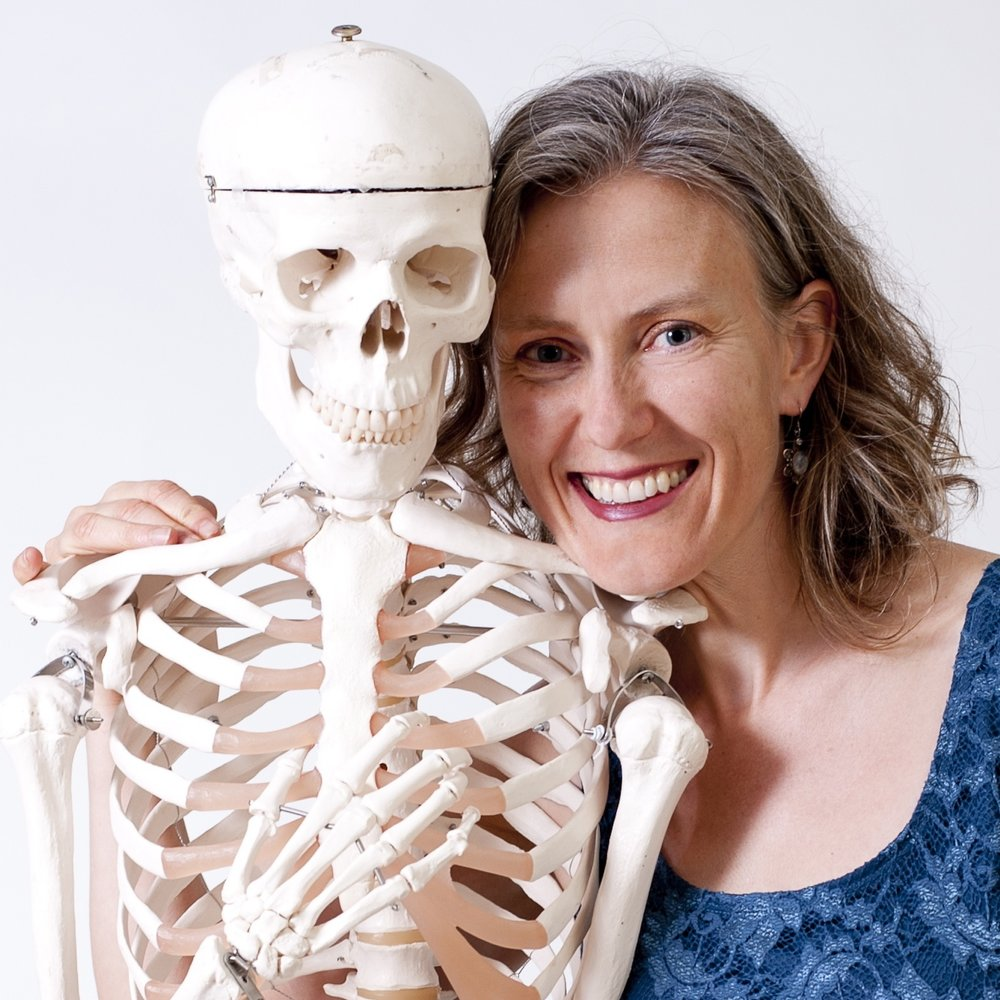 Grace Jull - Holistic Anatomy & Phisiology