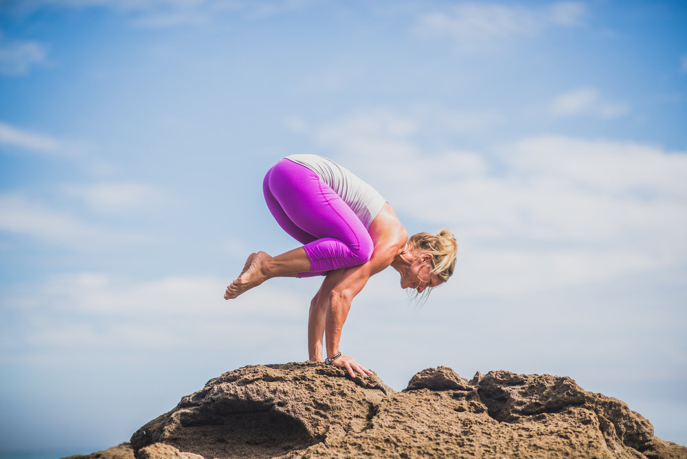 Work Your Arm Balances