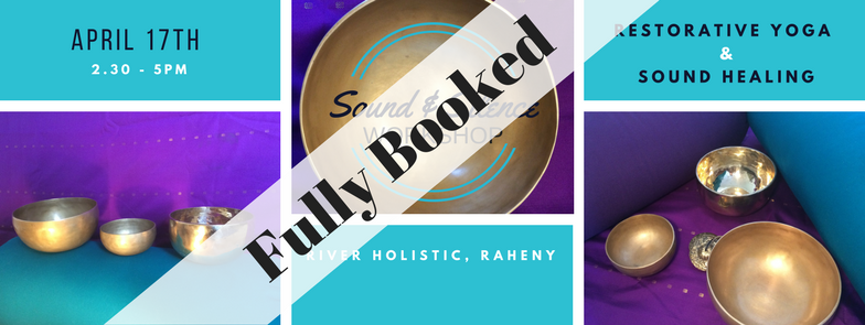 Sound & Silence Fully Booked