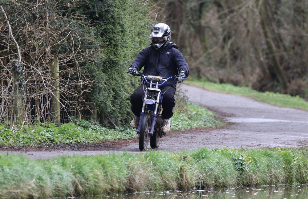 Motorbike on Canal 3rd April.jpg