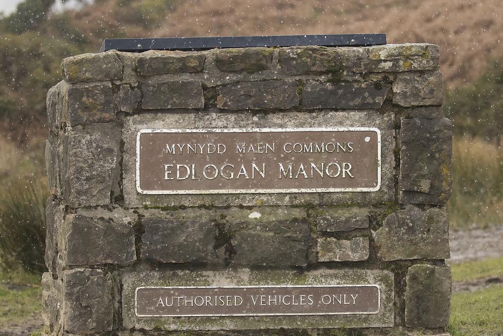 Mynydd Maen Common