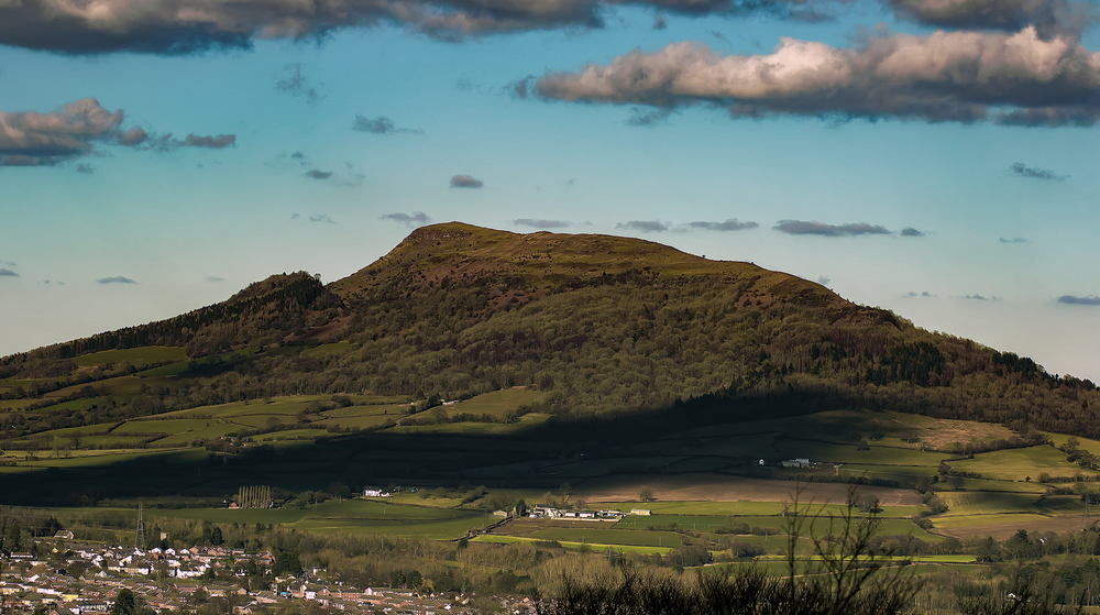Skirrid Mountain from Blorenge