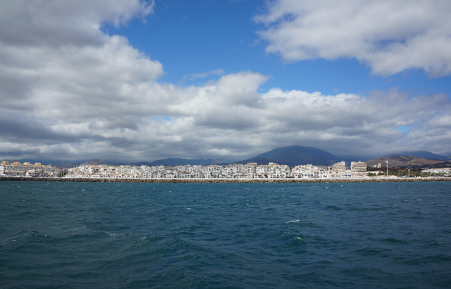 Between Puerto Banus and Marbella