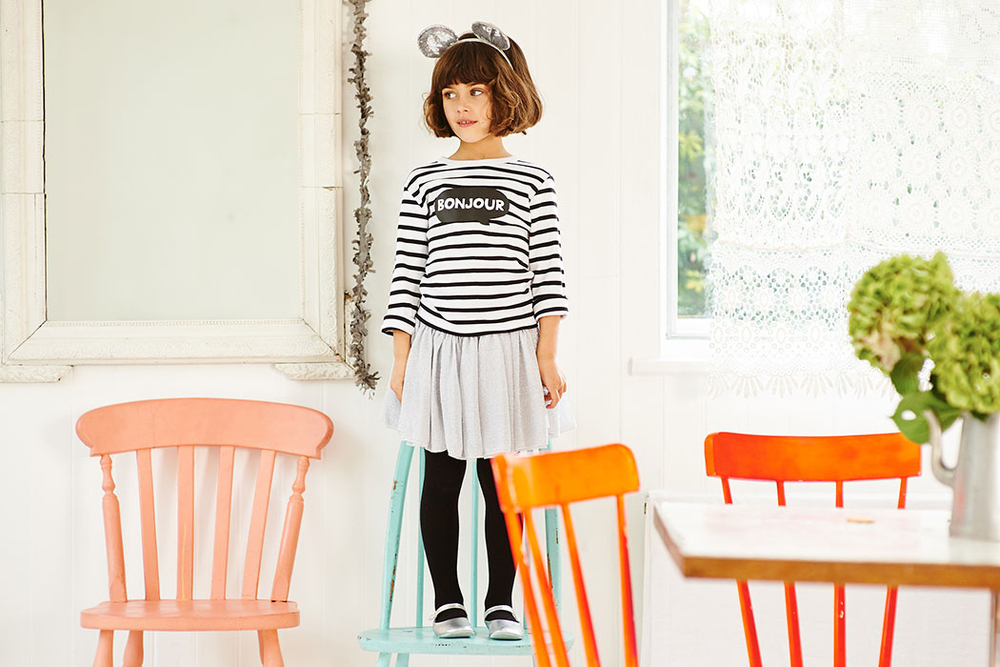 Bob & Blossom - Simple yet delightful collection of tees, tutus and now baby wear too.