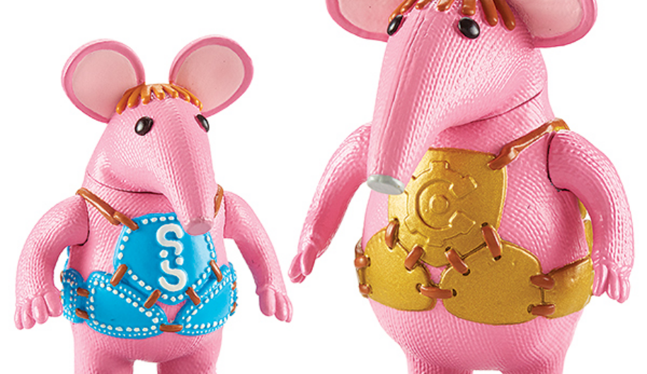 Cool Clangers Collectables  available to buy from Buttercup Whitstable.