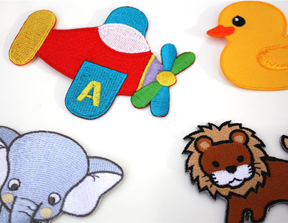 Patchymon Sew – Quack quack! We adore these super cute children patches that are melting our hearts.