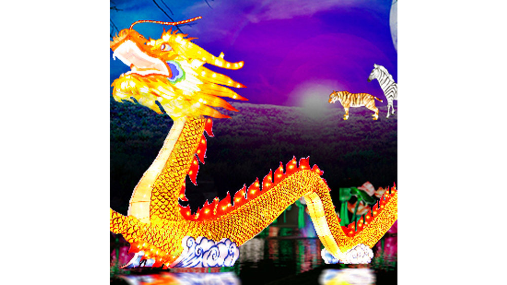 Magical Lanterns.  The Magical Lantern Festival is an annual event full of art, heritage and culture to mark the end of Chinese New Year. It has the most beautiful light installations that your eyes will ever see!