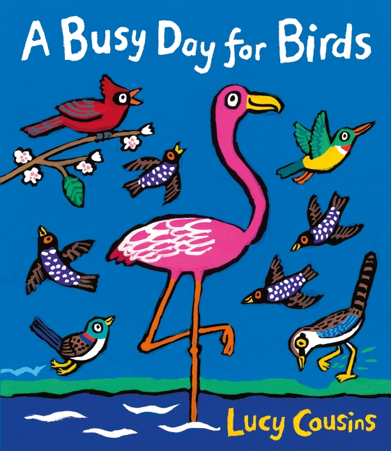 Imagine you are a bird for day? You'll need to learn all sorts of tricks such as standing on one leg, waddle and even cluck. Enough to keep you busy for a lifetime! This delightful new picture book by the creator of Maisy, Lucy Cousins, will enchant all budding bird lovers with its bright and beautiful illustrations.