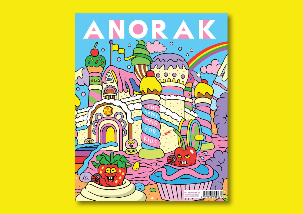 ANORAK 42 - CAKES