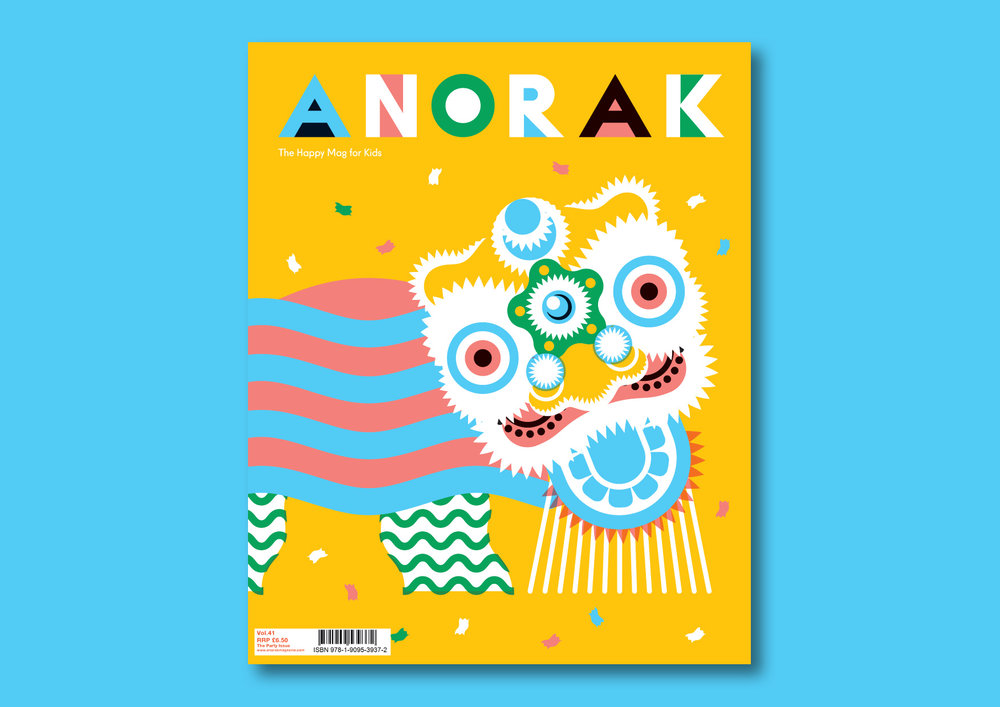 ANORAK 41 - PARTY