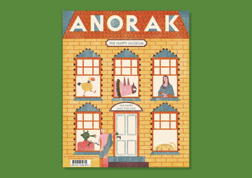 ANORAK 39 - MUSEUMS