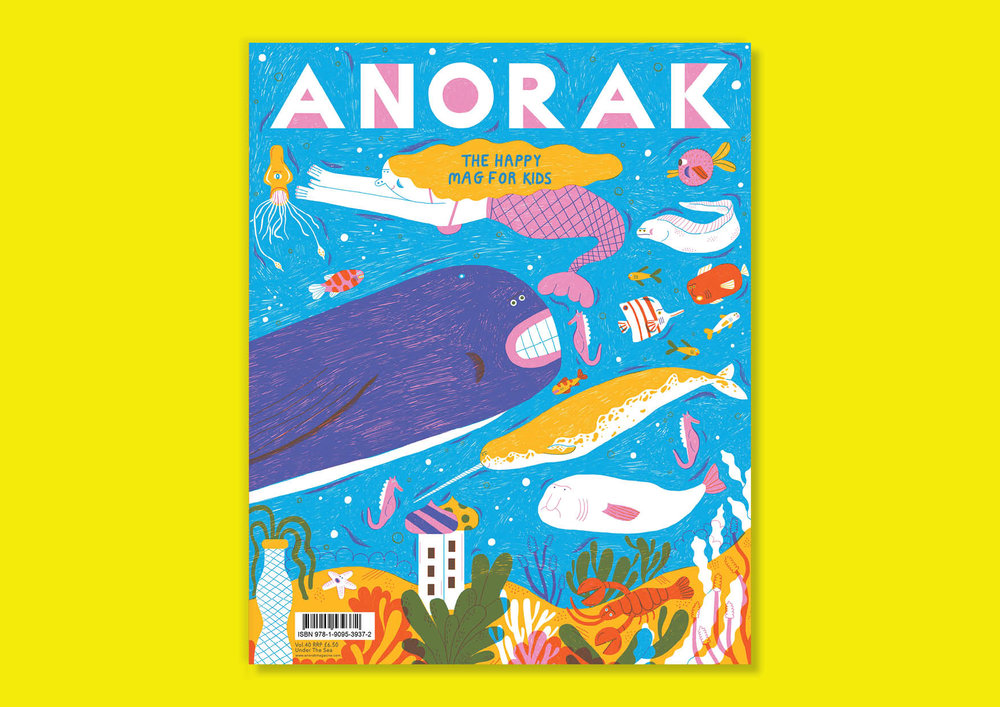 ANORAK 40 - UNDER THE SEA