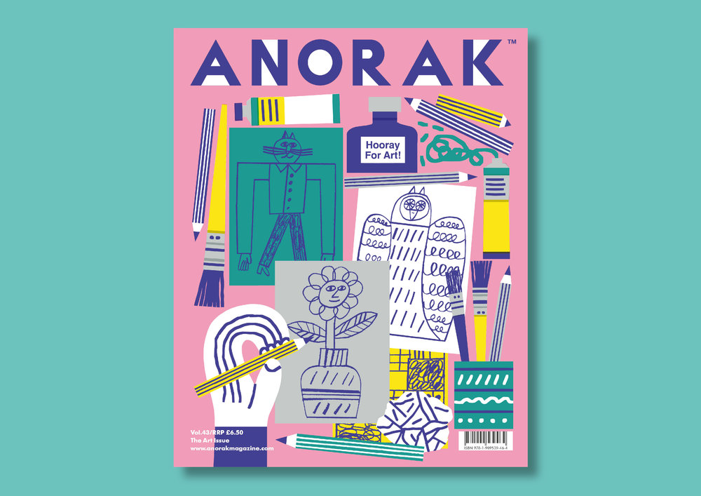 ANORAK 43 - ART