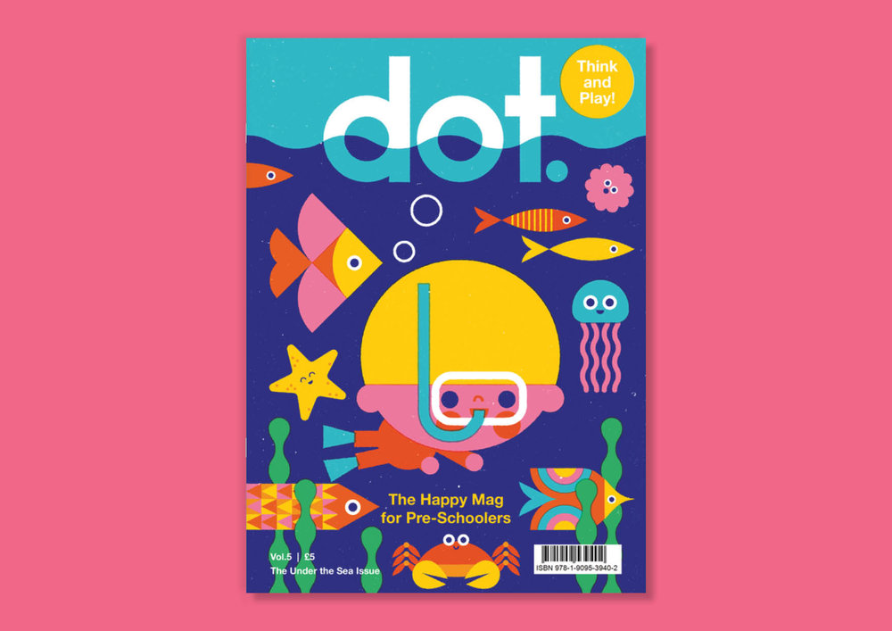 DOT 5 UNDER THE SEA