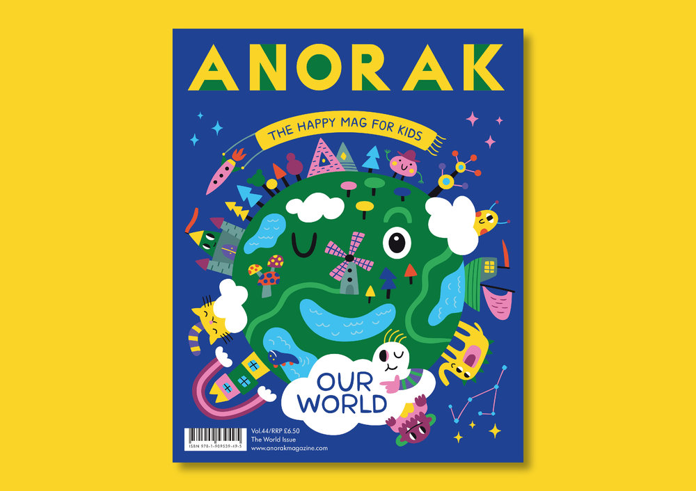 ANORAK 44 - WORLD
