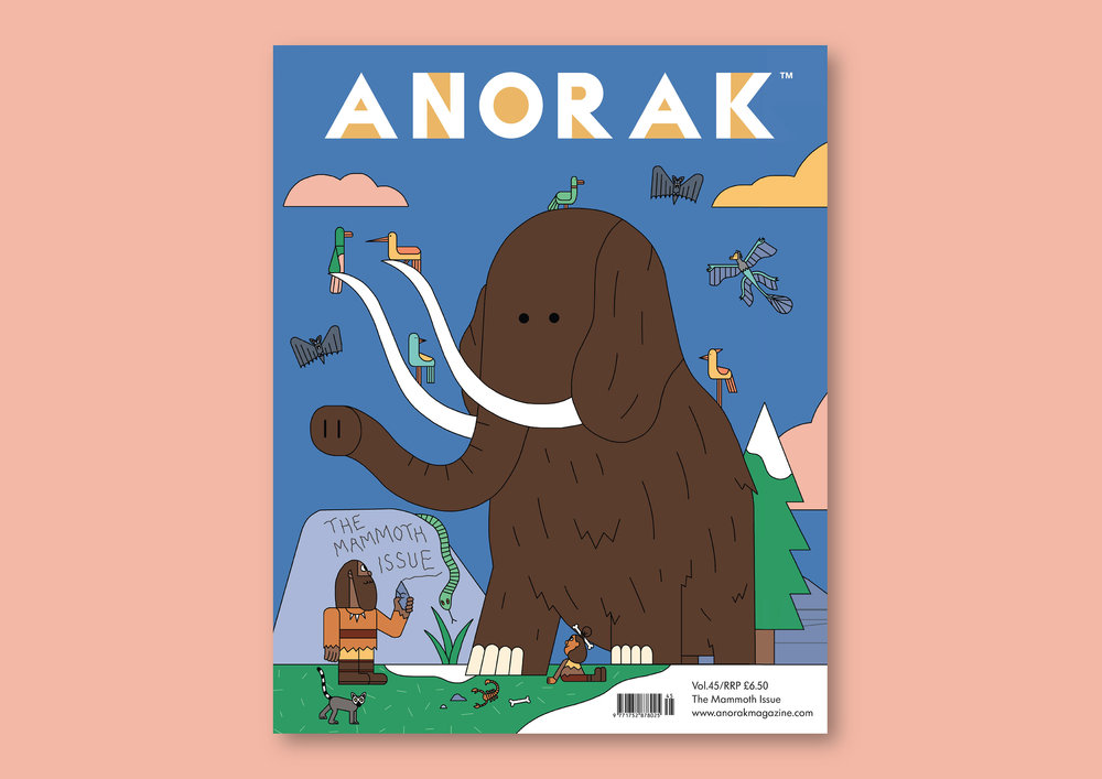 ANORAK 45 - MAMMOTHS