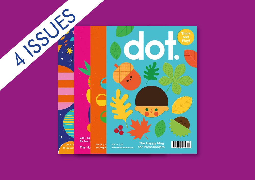 DOT 1-YEAR SUBSCRIPTION
