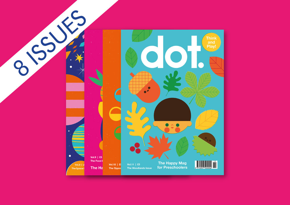DOT 2-YEAR SUBSCRIPTION