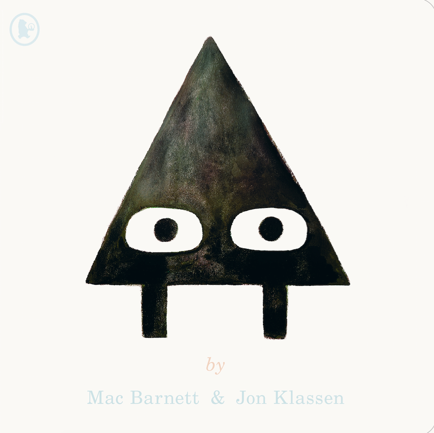 This cheeky Triangle is looking to play a trick on his friend Square but will he succeed? This is another brilliant book by one of our favourite book-making duo, Mac Barnett and Jon Klassen.
