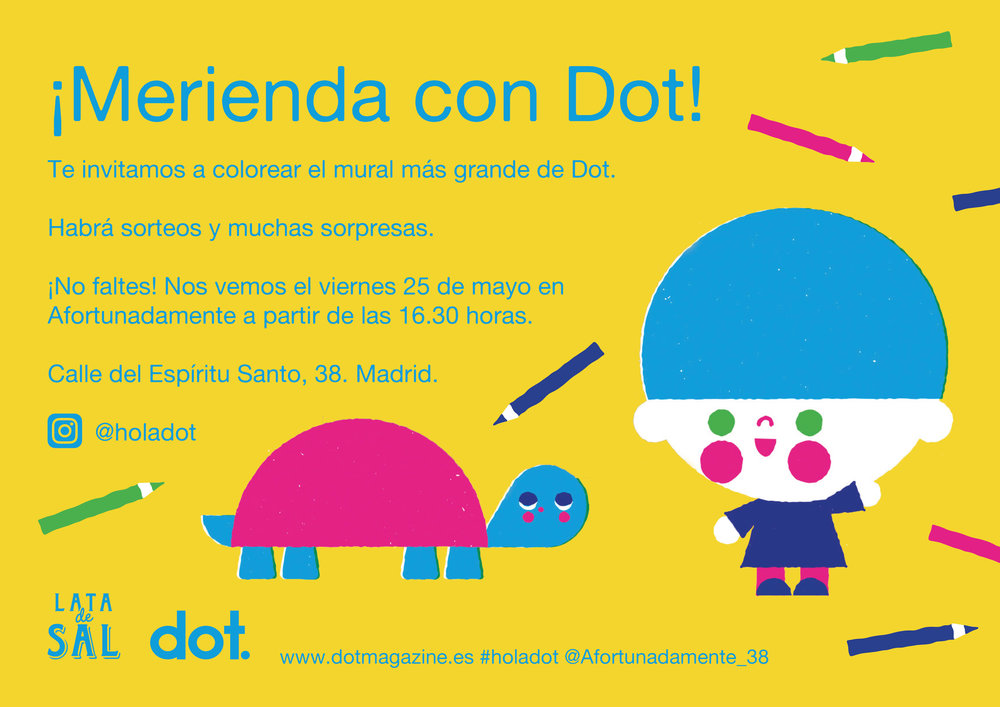 Spanish Dot A3 Event Poster - Madrid.jpg