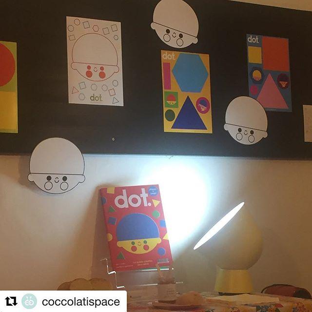 #Repost @coccolatispace with @get_repost ・・・ Estamos disfrutando en la merienda de lanzamiento de la revista creativa para niños de hasta 5 años - Dot - @holadot en la tienda @afortunadamente_38 de Malasaña. . ¡Seguro que esta revista nos va a encantar!  La puedes comprar en www.dotmagazine.es . #holadot #revistacreativa #revistainfantil #evento #lanzamiento #quehacerconniños #familyshopper #babysocialmedia #socialmediainfantil #meriendadot #designforkids