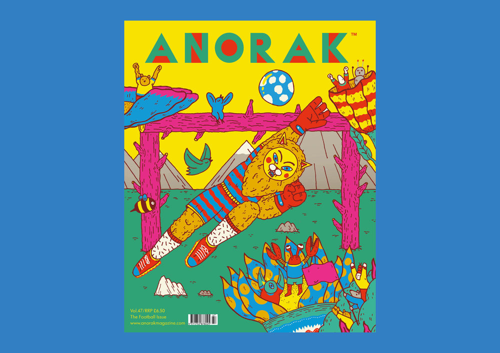 ANORAK 47 - FOOTBALL