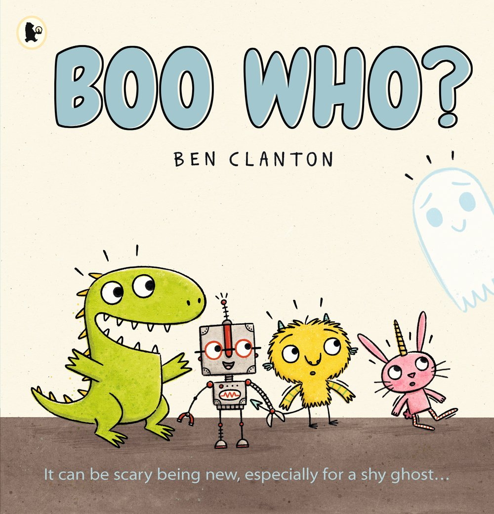 Boo is a little shy and finds it a bit hard to make some new friends. What will it take for him to feel included amongst his potential new pals? A heartfelt and fun tale by Ben Clanton of what it feels like to be 'the new one'.