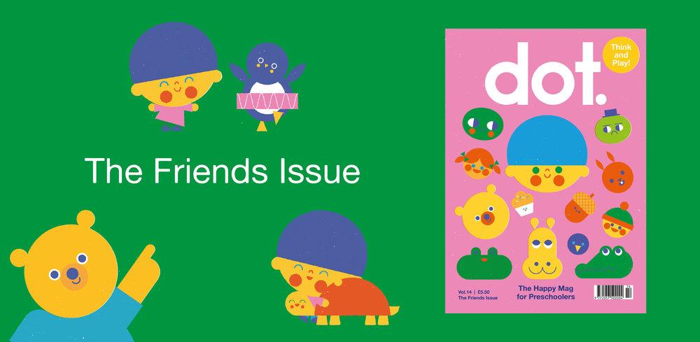 Dot Issue 14 Friends Carousel.jpg