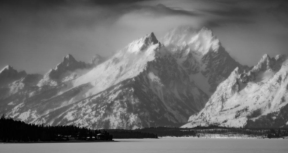 The Tetons. Where skiers, climbers, boaters, ranchers, runners, hunters and anglers all enjoy our Public Lands.