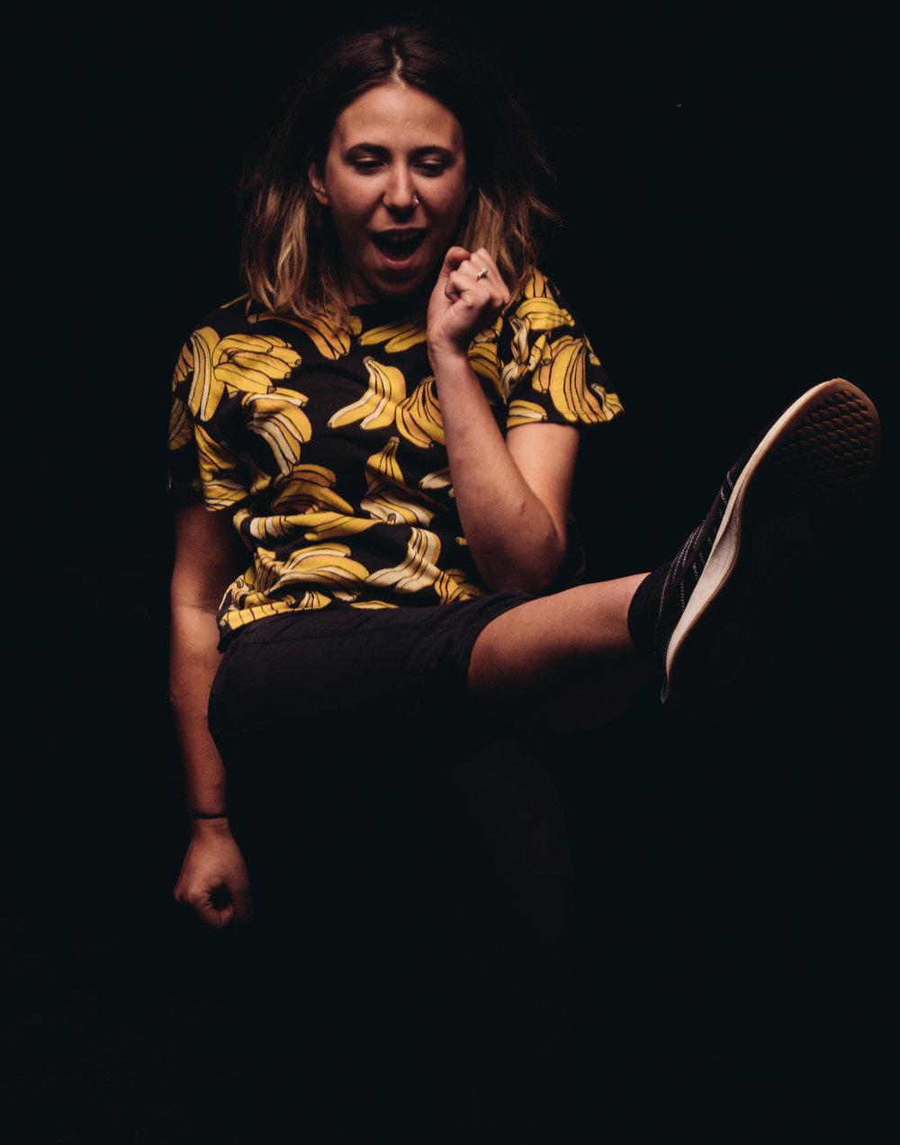 Evy Veikos    Kicking Ass - Moving forward