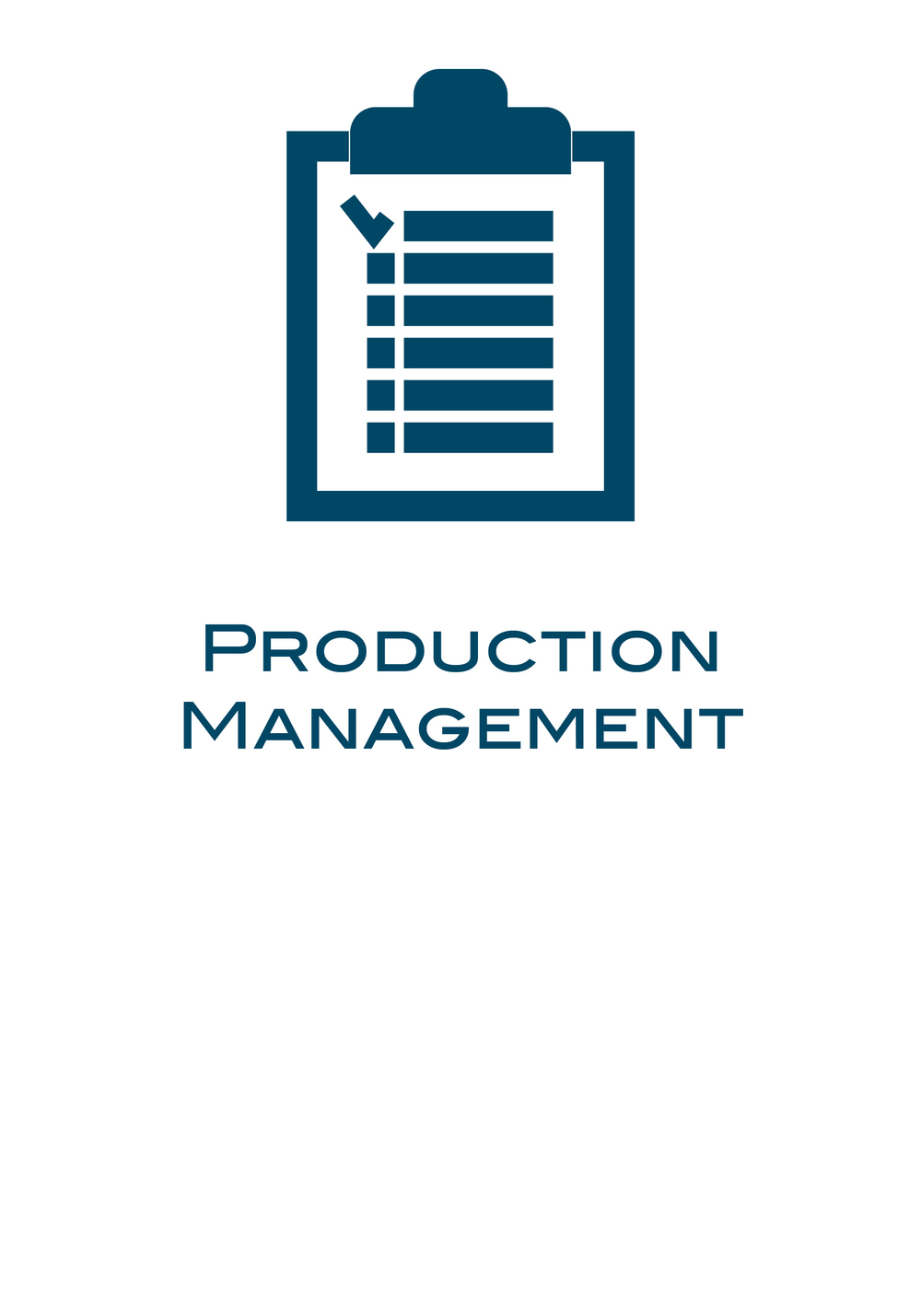 We manage every aspect of production; from script and story development to obtaining permissions & rights. Everything it takes to ensure that our client's vision is achieved, on time, on budget.