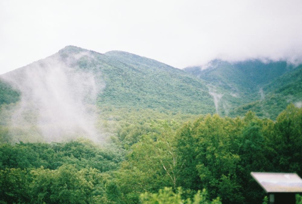 Next stop: BLUE RIDGE MOUNTAINS